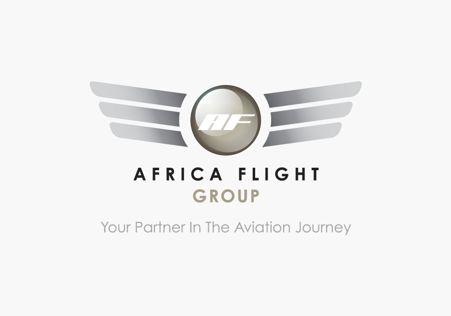 Africa Flight Group - Logo and Identity Design