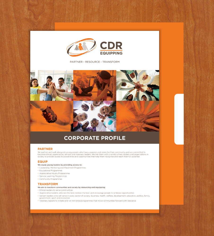 CDR Equipping Corporate Profile