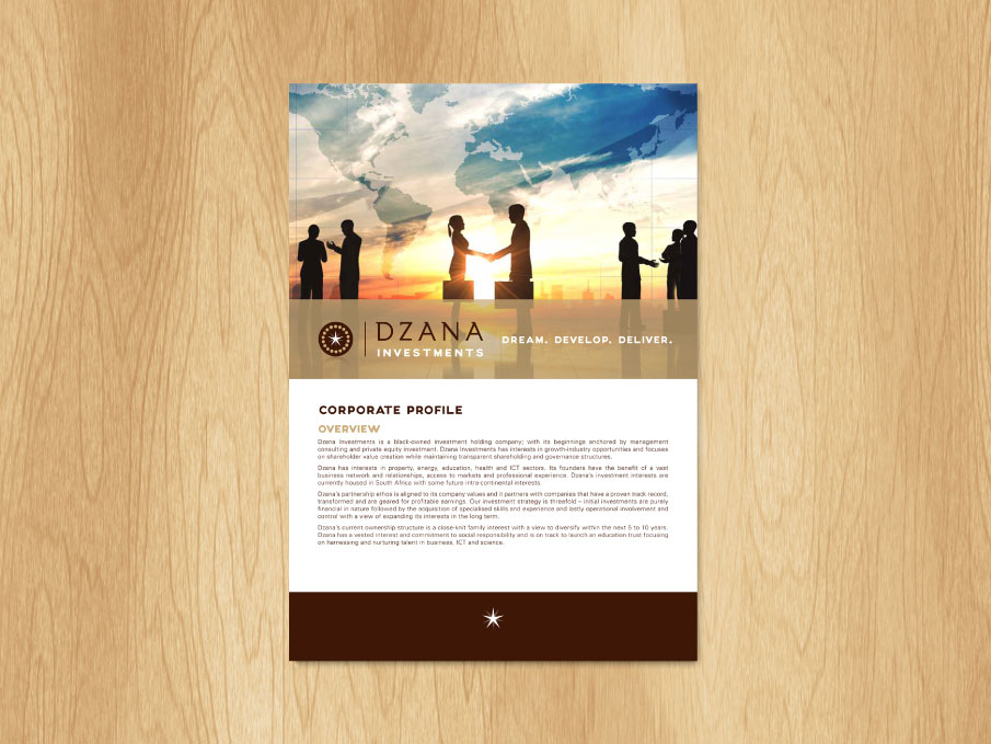 Dzana-Investments-Corporate-Profile-Front-Page