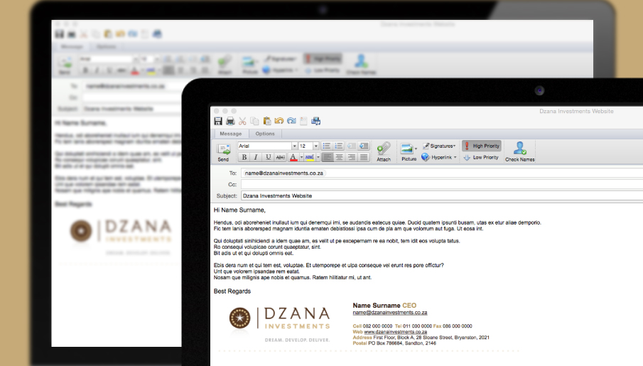 Dzana-Investments-Email-Signature-Preview-Desktop