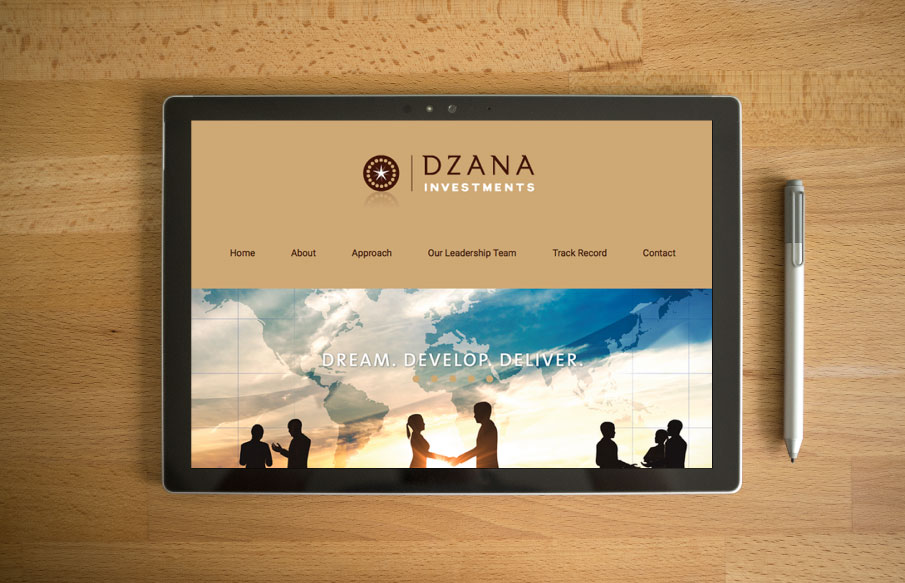 Dzana-Investments-Website-Preview-Different-Devices