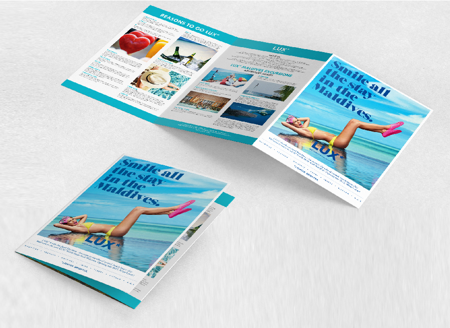 Island Light Holidays Print Brochure