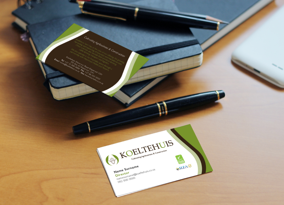 Koeltehuis Business Card