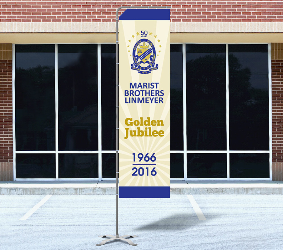 Marist-Brothers-Linmeyer-Flag-Banners