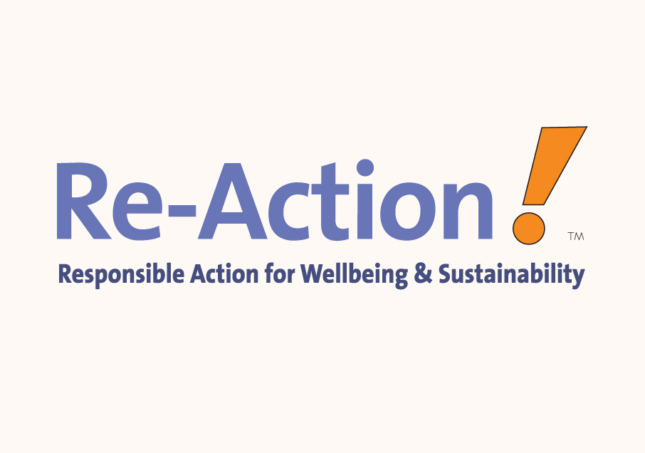 Re-Action! Consulting Logo