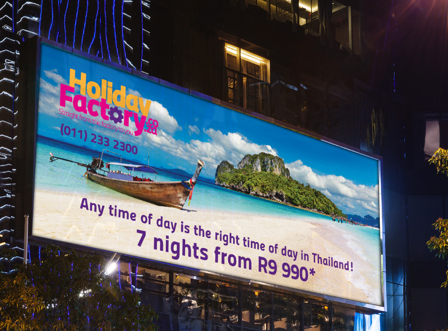 The-Holiday-Factory-Billboard-Print-Advert-2