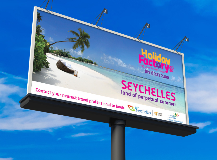 The-Holiday-Factory-Billboard-Print-Advert