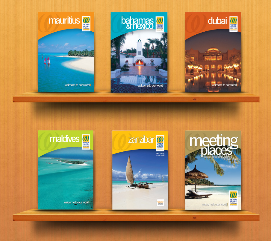 World-Leisure-Holidays-Brochure-Covers