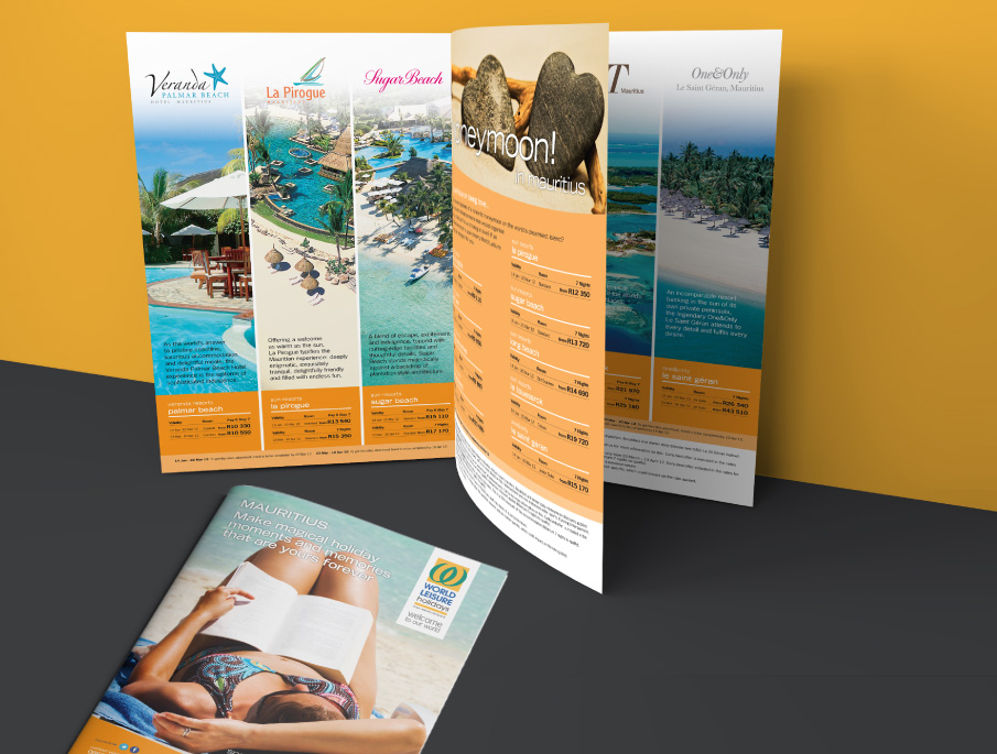 World-Leisure-Holidays-Mauritius-Print-Flyer