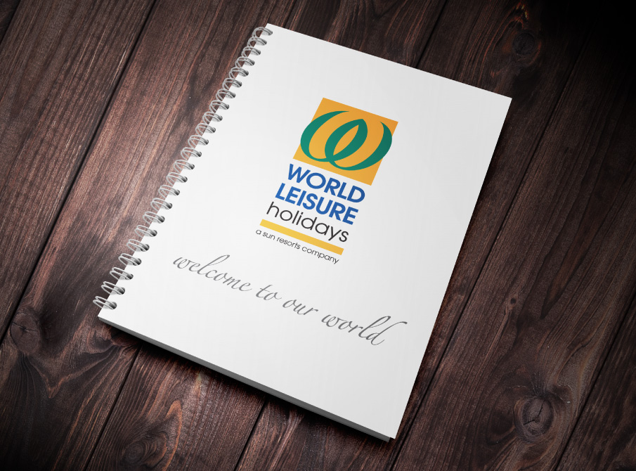 World-Leisure-Holidays-Notepad