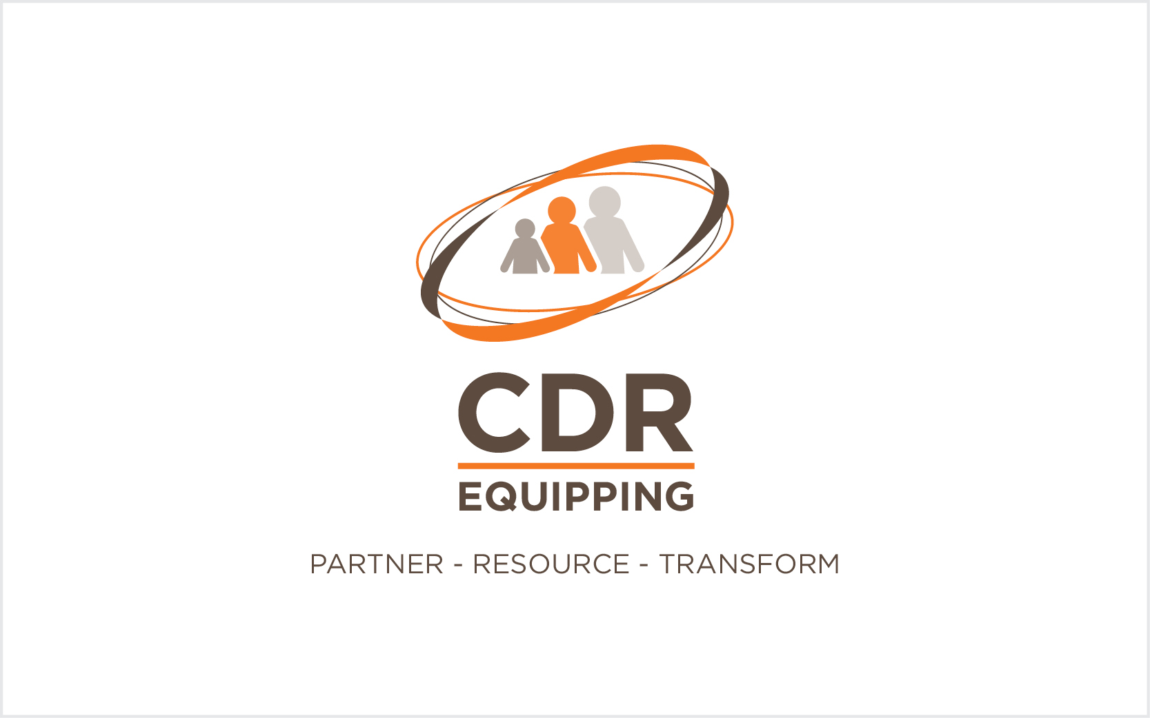 CDR Equipping Logo