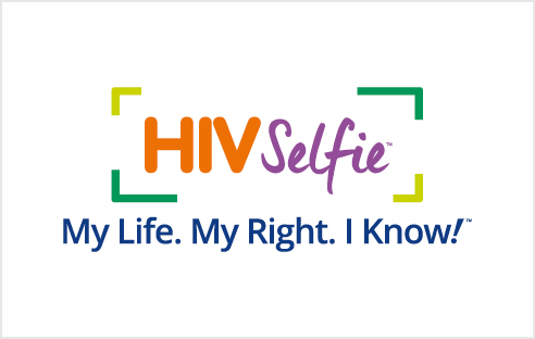 hiv-selfie-logo