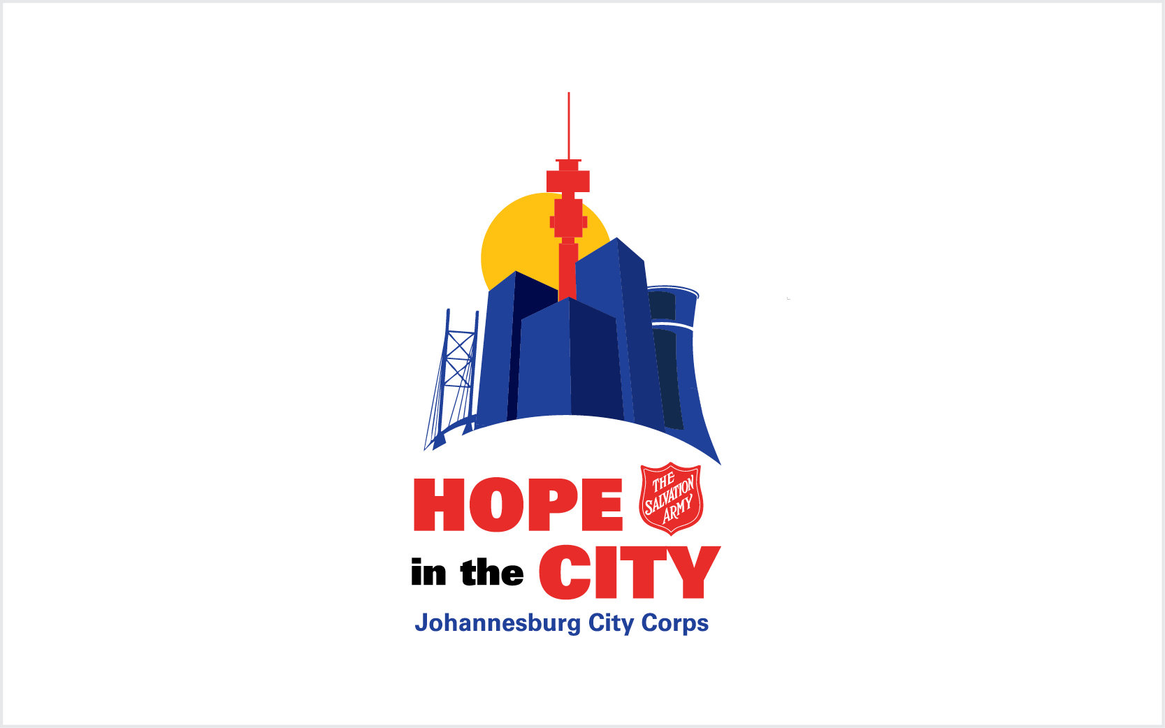 Hope in the City Logo