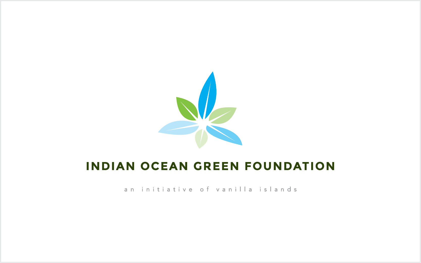 Indian Ocean Green Foundation Logo