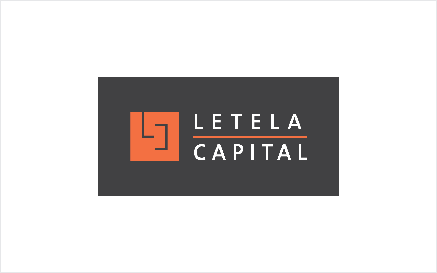 Letela Capital Logo