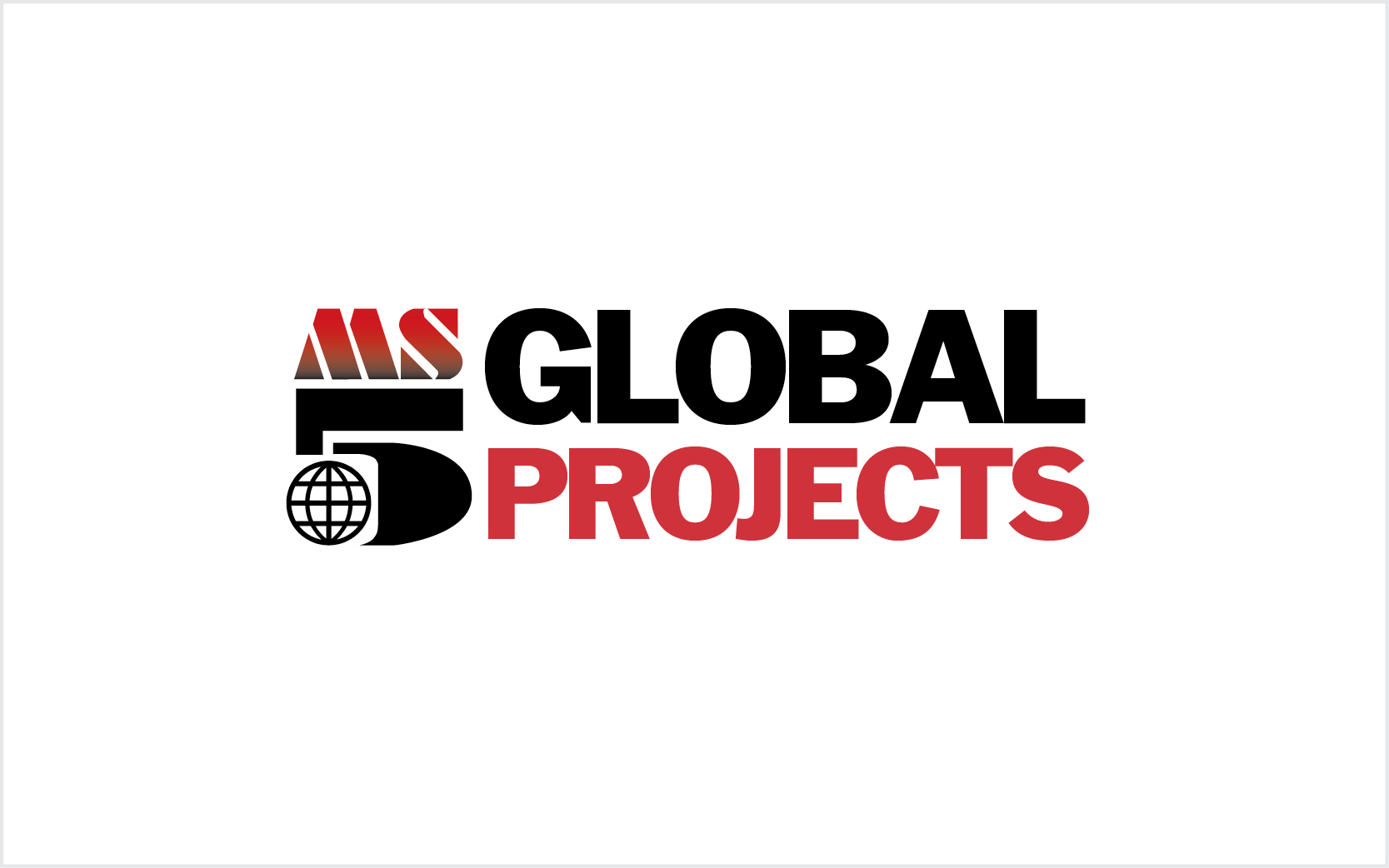 MS5 Global Projects Logo