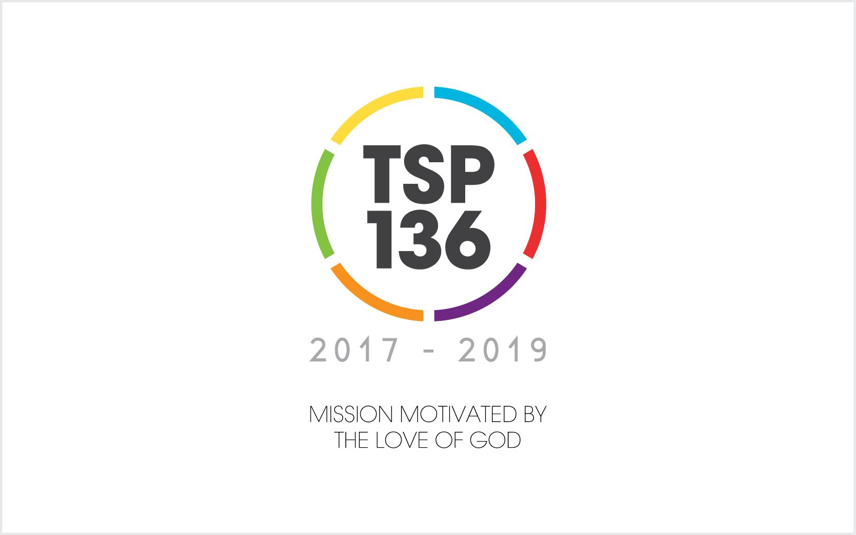 TSP 136 Logo