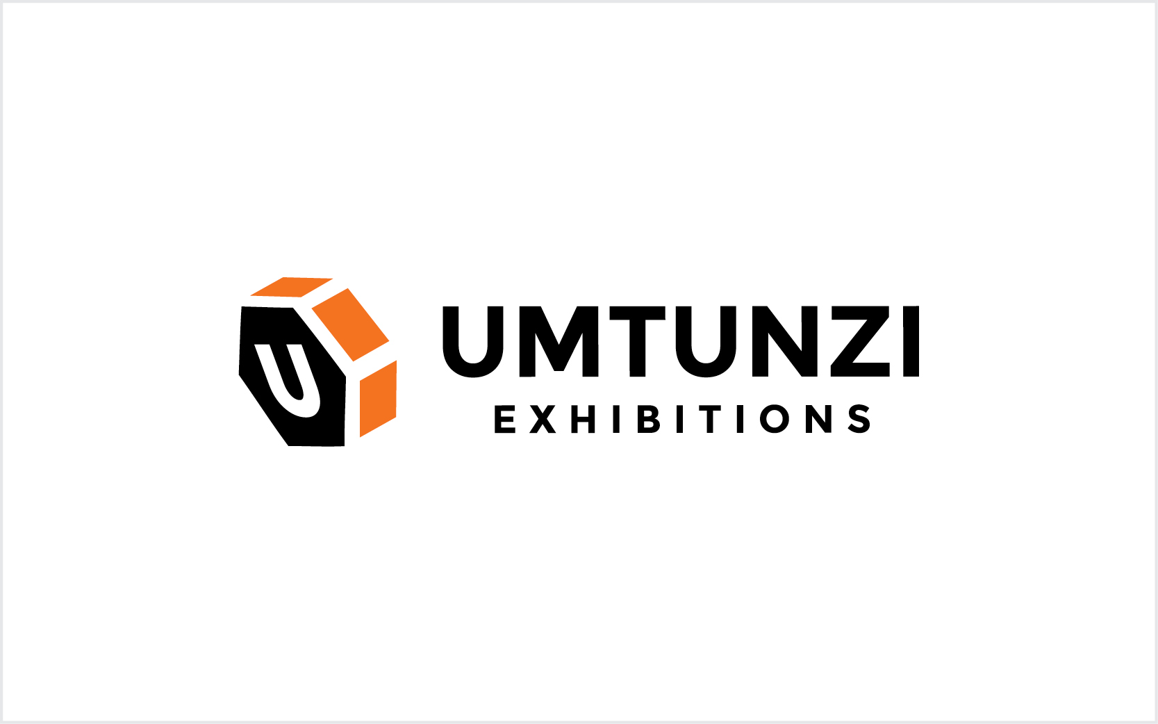 Umtunzi Exhibitions Logo