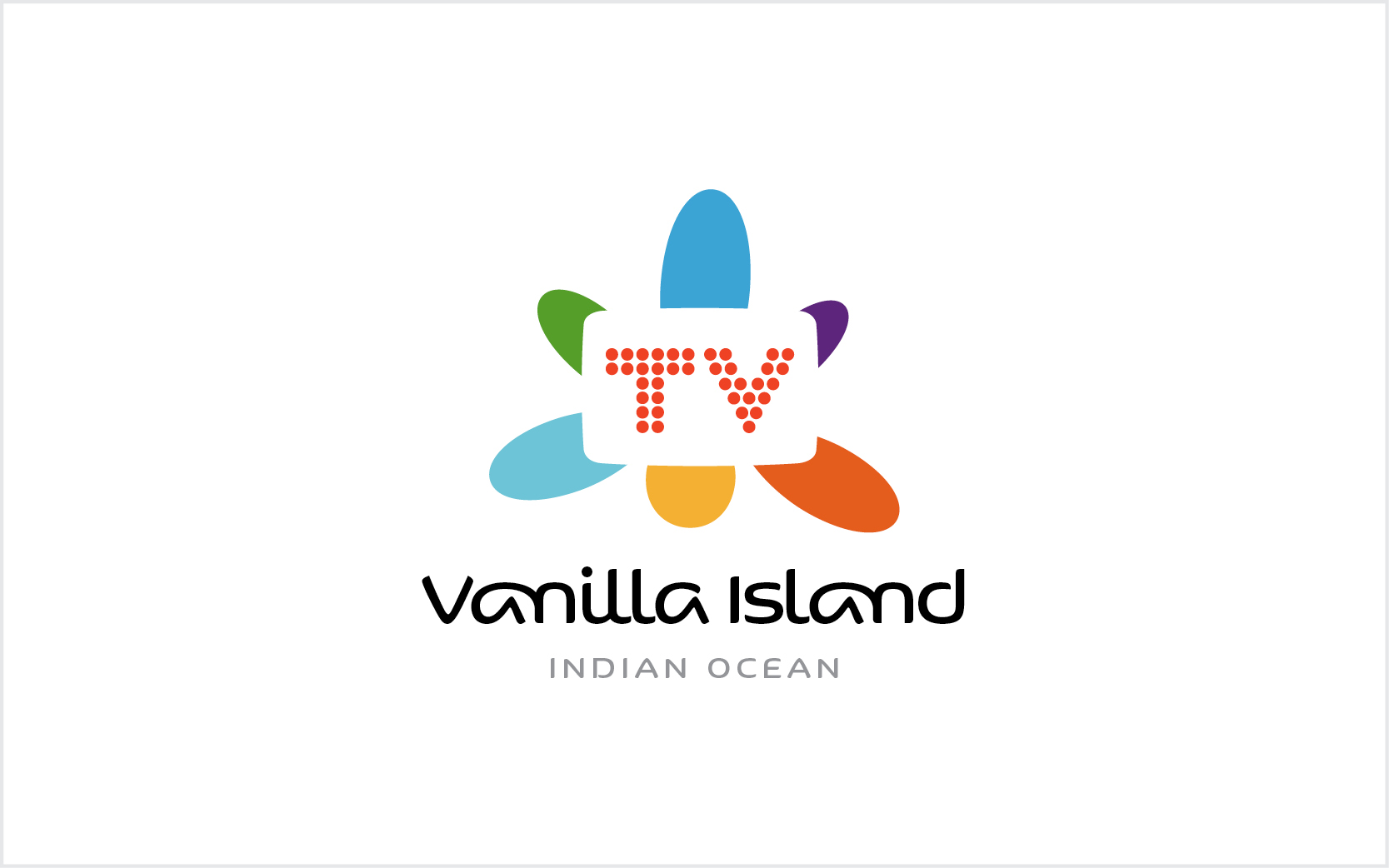 Vanilla Island TV Logo